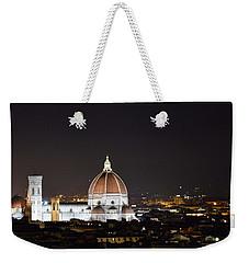Duomo Illuminated Weekender Tote Bag