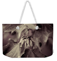 Duotone Maple Weekender Tote Bag