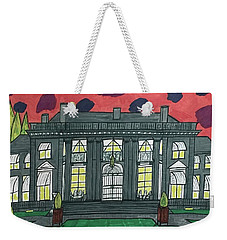 Dupont Family Mansion. Weekender Tote Bag