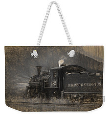 Durango And Silverton Train 2 Weekender Tote Bag