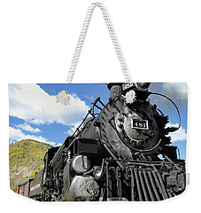 Durango Silverton Locomotive 481 - Pride Of Colorado Weekender Tote Bag