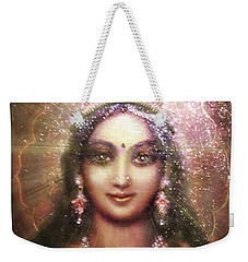 Vision Of The Goddess - Durga Or Shakti Weekender Tote Bag