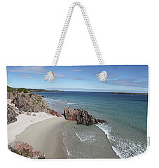 Weekender Tote Bag featuring the photograph Durness - Sutherland by Pat Speirs