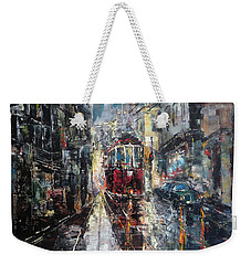 Dusk After The Rain Weekender Tote Bag