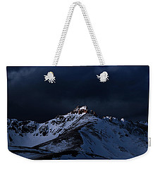 Dusk At Loveland Pass Weekender Tote Bag