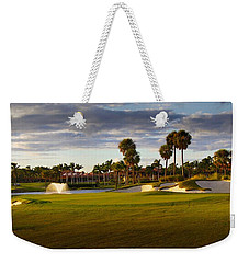 Dusk At P G A National Weekender Tote Bag