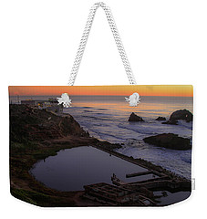 Dusk At Sutro Baths Weekender Tote Bag