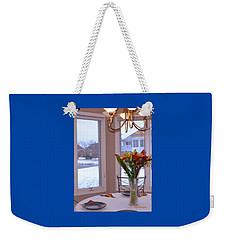 Dusk Dining View Weekender Tote Bag