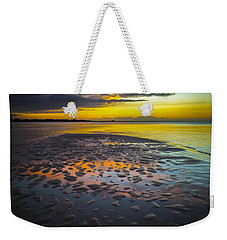 Dusk On Cayo Coco Weekender Tote Bag by Valerie Rosen