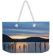 Dusk Sentinels Weekender Tote Bag