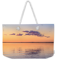 Weekender Tote Bag featuring the photograph Dusky Dream by Ray Warren