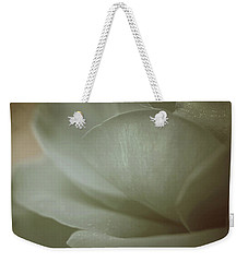 Weekender Tote Bag featuring the photograph Dusty Memory by The Art Of Marilyn Ridoutt-Greene