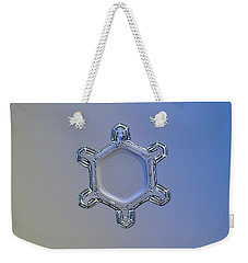 Dusty Mirror Weekender Tote Bag