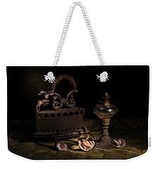 Dusty Things Weekender Tote Bag by Raffaella Lunelli