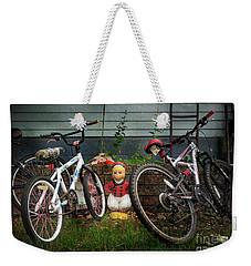 Dutch Boy's Bicycles Weekender Tote Bag