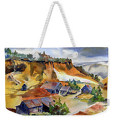 Dutch Flat Diggin's Gold Weekender Tote Bag