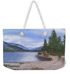 Dutch Harbour, Kootenay Lake Weekender Tote Bag