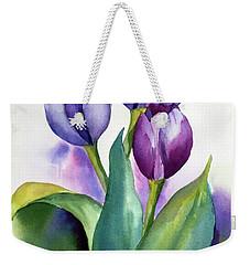 Dutch Tulips Weekender Tote Bag