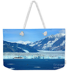 Dwarfed By Hubbard Weekender Tote Bag