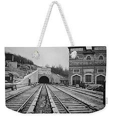 Dyckman Street Station Weekender Tote Bag