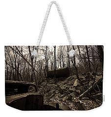 Dying Light Weekender Tote Bag