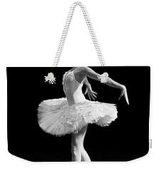 Dying Swan I Alternative Size Weekender Tote Bag