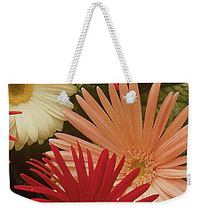 Dynamic Daisys Weekender Tote Bag