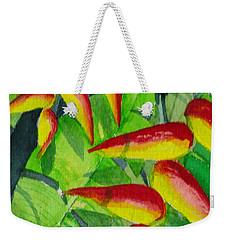 Dynamic Halakonia Weekender Tote Bag by Eric Samuelson