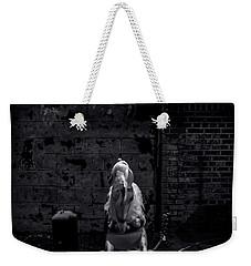 Dystopian Playground 2 - Bw Weekender Tote Bag