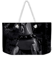 Dystopian Playground 3 - Bw Weekender Tote Bag