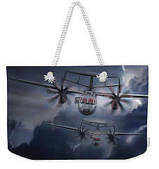 E-2d Hawkeye Weekender Tote Bag