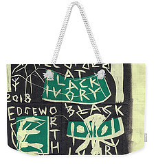 E Cd Main Weekender Tote Bag