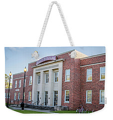 E K Long Building Weekender Tote Bag by Gregory Daley  PPSA