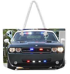 E T Cops Weekender Tote Bag