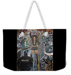 E-volution Weekender Tote Bag