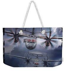 E2d Hawkeye Weekender Tote Bag