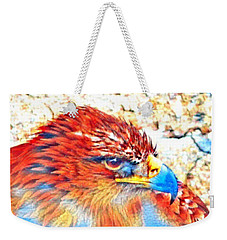 Eagle Art 1  Weekender Tote Bag
