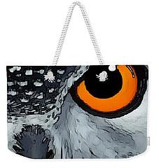 Eagle Art Weekender Tote Bag