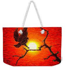 Eagle B2 Weekender Tote Bag