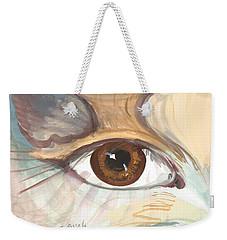 Eagle Eye Weekender Tote Bag