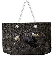 Eagle Fisher Weekender Tote Bag