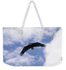 Eagle Flight Weekender Tote Bag