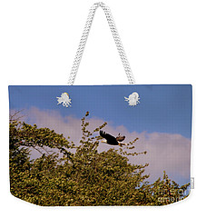 Eagle Fly Weekender Tote Bag