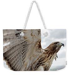 Eagle Going Hunting Weekender Tote Bag