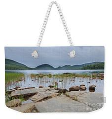 Eagle Lake Acadia National Park Weekender Tote Bag