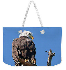Eagle Lookout Weekender Tote Bag