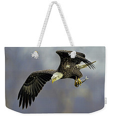 Eagle Power Dive Weekender Tote Bag