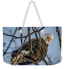 Eagle Power Weekender Tote Bag