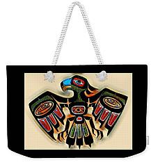 Eagle Symbol 2 Weekender Tote Bag