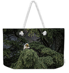 Eagle Tree Weekender Tote Bag